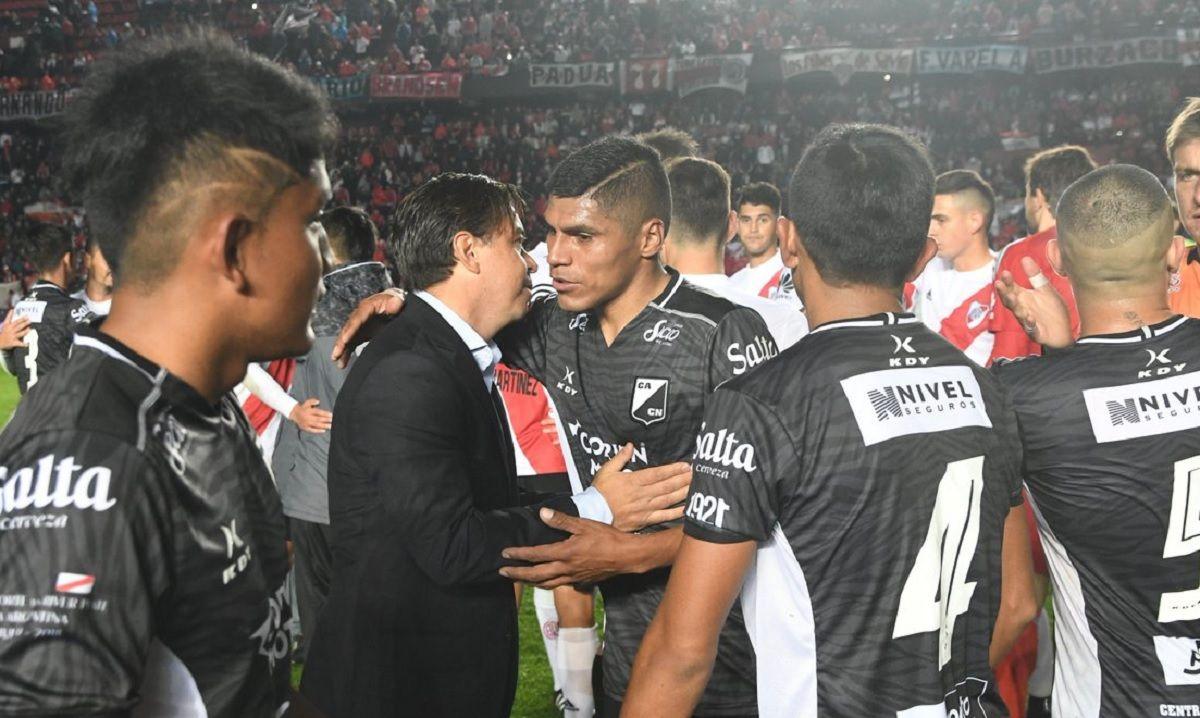 Furioso descargo de un jugador de Central Norte tras perder con River: El fútbol del interior que se muera