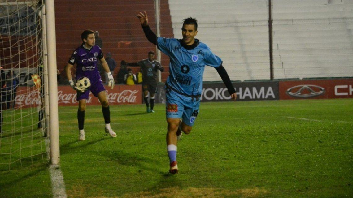 Contreras festeja su genialidad
