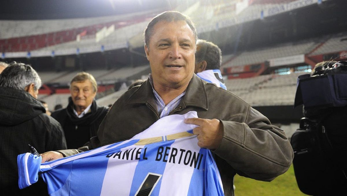 Ricardo Daniel Bertoni