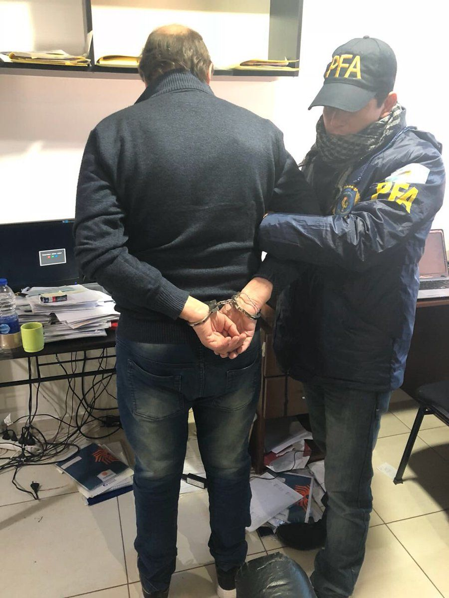 Detuvieron a un hermano del ex futbolista Daniel Bertoni