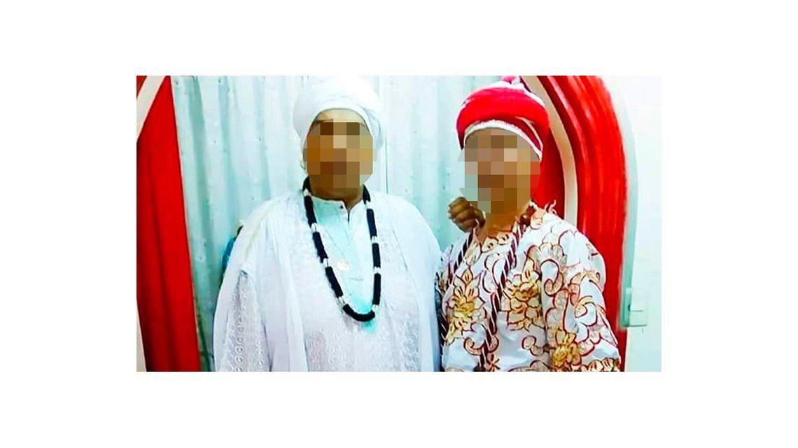 Detuvieron a un pai umbanda que secuestró y abusó de una mujer durante 10 años: tuvieron 7 hijos