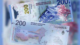 Se extraviaron hojas para hacer billetes de $200