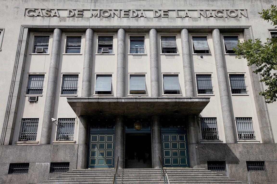 La Casa de Moneda abrió un sumario para investigar el faltante de papel.