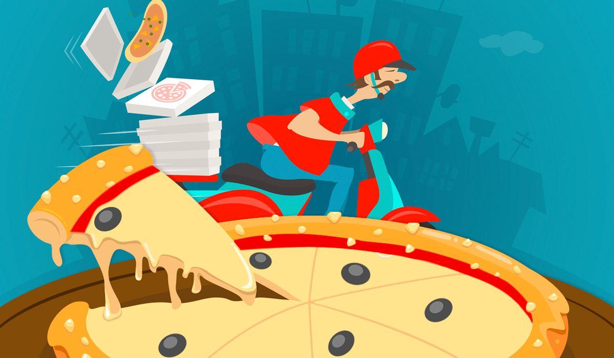 Todo sube, también la pizza: es más caro comer en Capital que en el interior