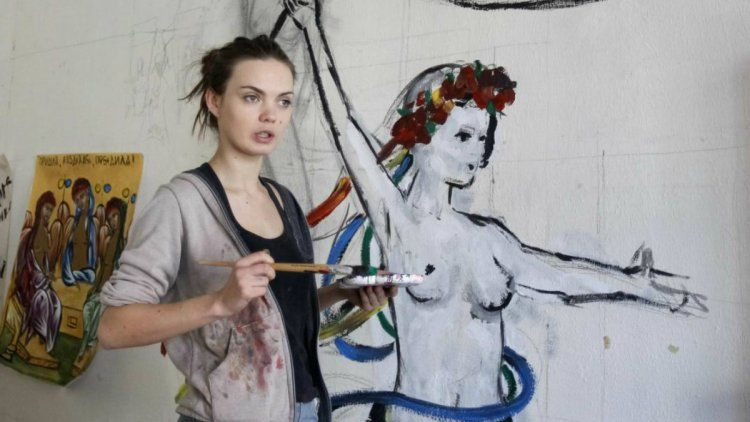 La artista era además una acérrima activista política; dejó una carta de denuncia contra la hipocresía