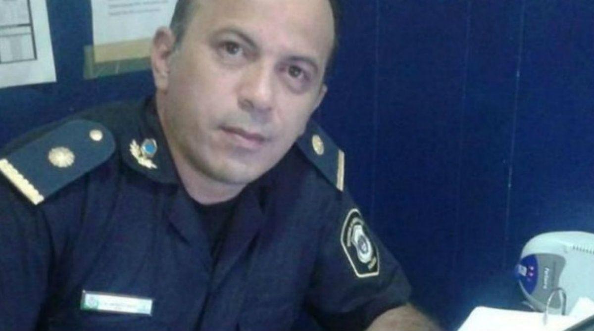 El subcomisario bahiense Luis Mendiondo fue desafectado tras el episodio