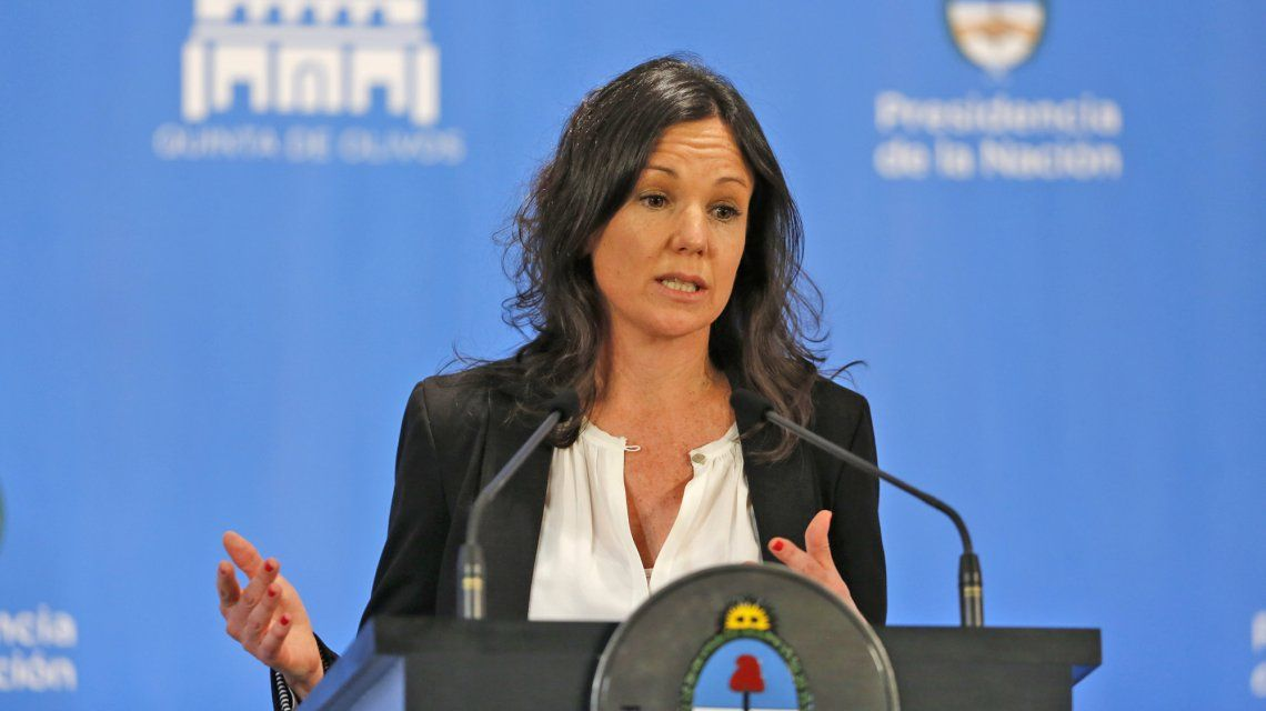 Eludiendo responsabilidades| La ministra Stanley desmintió que existan aportantes truchos