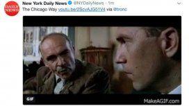 La escena de Los intocables por la decisión de la empresa de Chicago de despedir a los empleados del NY Daily News