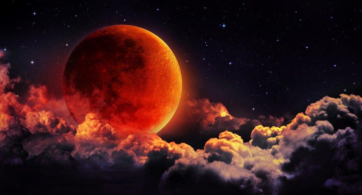Este viernes, Marte y la Luna ofrecerán un eclipse increíble en el cielo