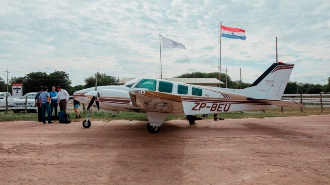 Desapareció una avioneta en la que viajaba el ministro de Agricultura de Paraguay