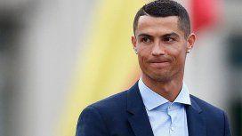 La mujer que acusó a Cristiano Ronaldo de abuso sexual retiró la denuncia