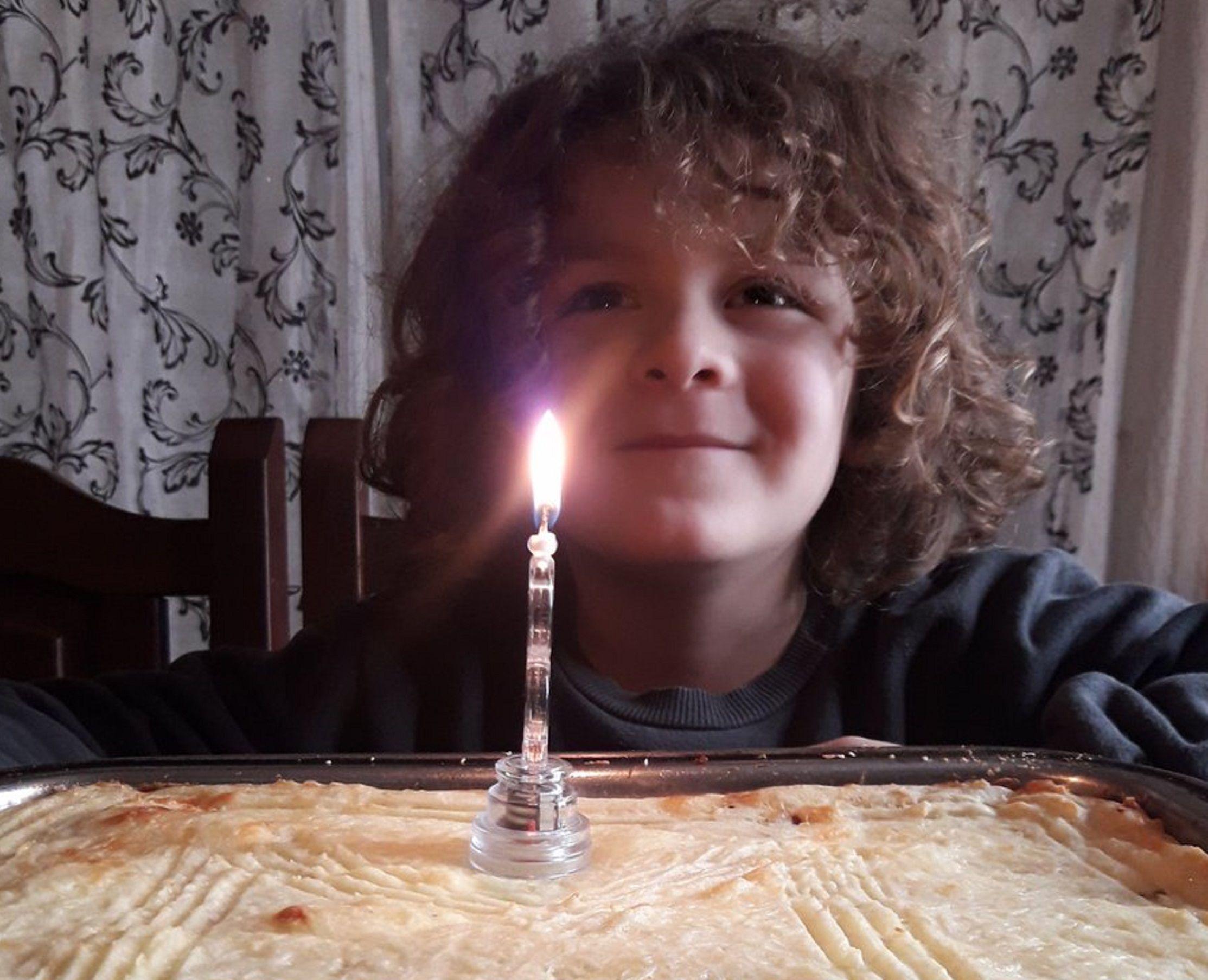 De no creer: un nene pidió una torta diferente para su cumpleaños y su deseo se viralizó