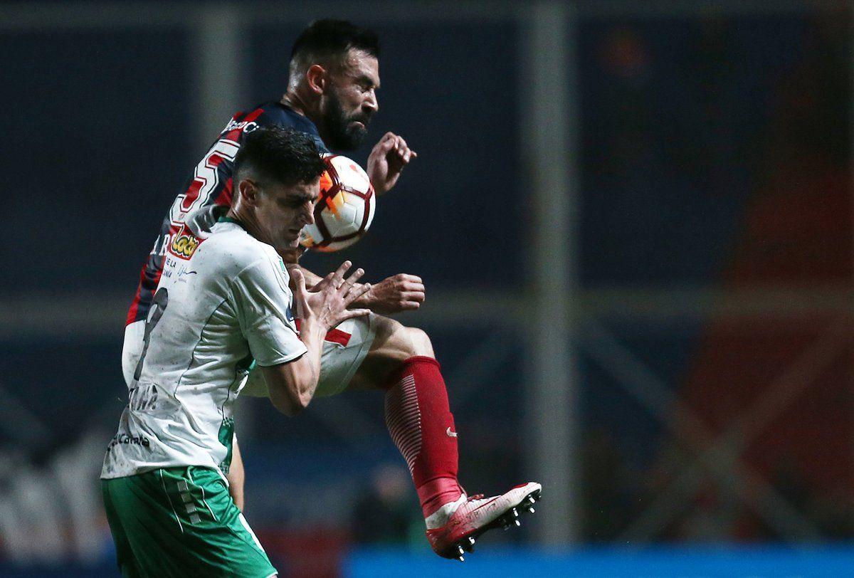 Deportes Temuco - San Lorenzo por Copa Sudamericana: horario, formaciones y TV