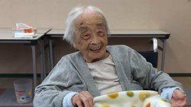 Miyako fue la mujer más longeva del mundo durante dos años