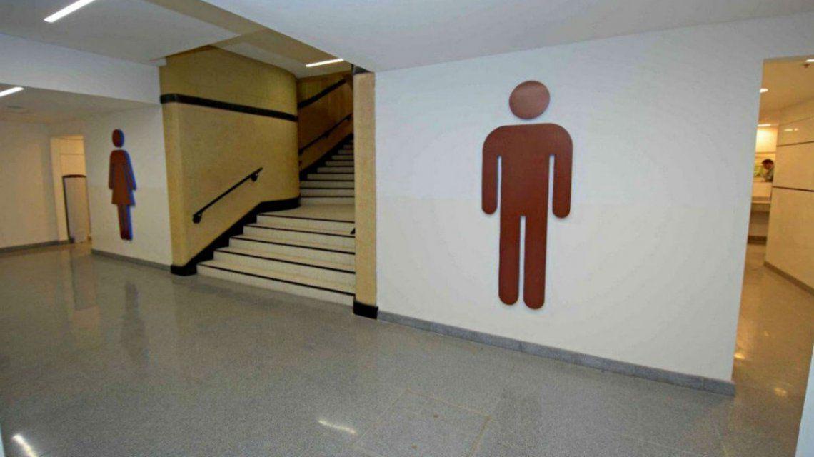 Estos son los baños de la nueva estación de Constitución