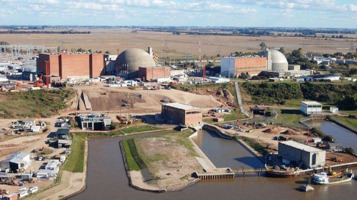 Nucleoeléctrica Argentina
