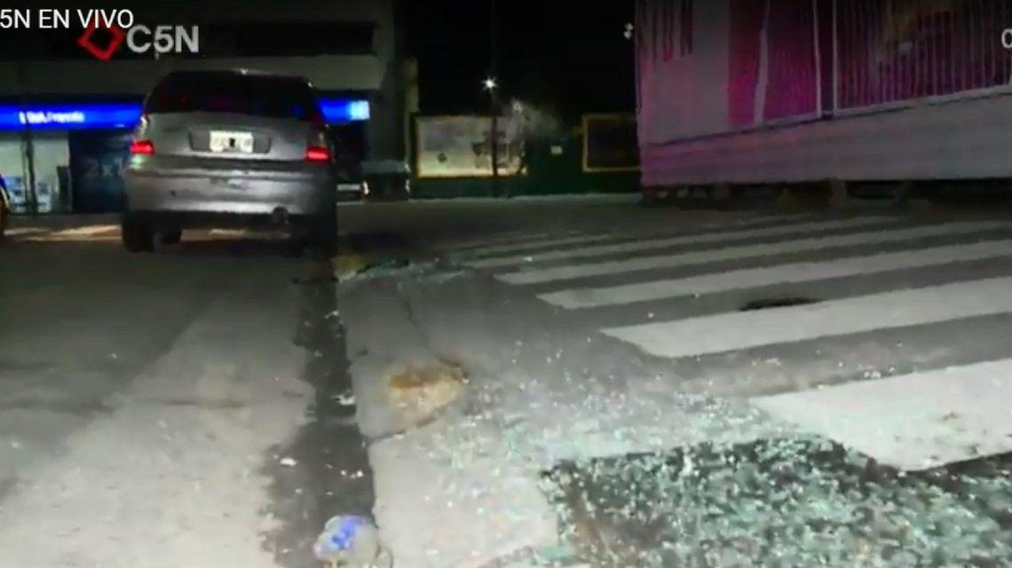 Ola de robos en Colegiales: desvalijaron tres autos en cinco minutos