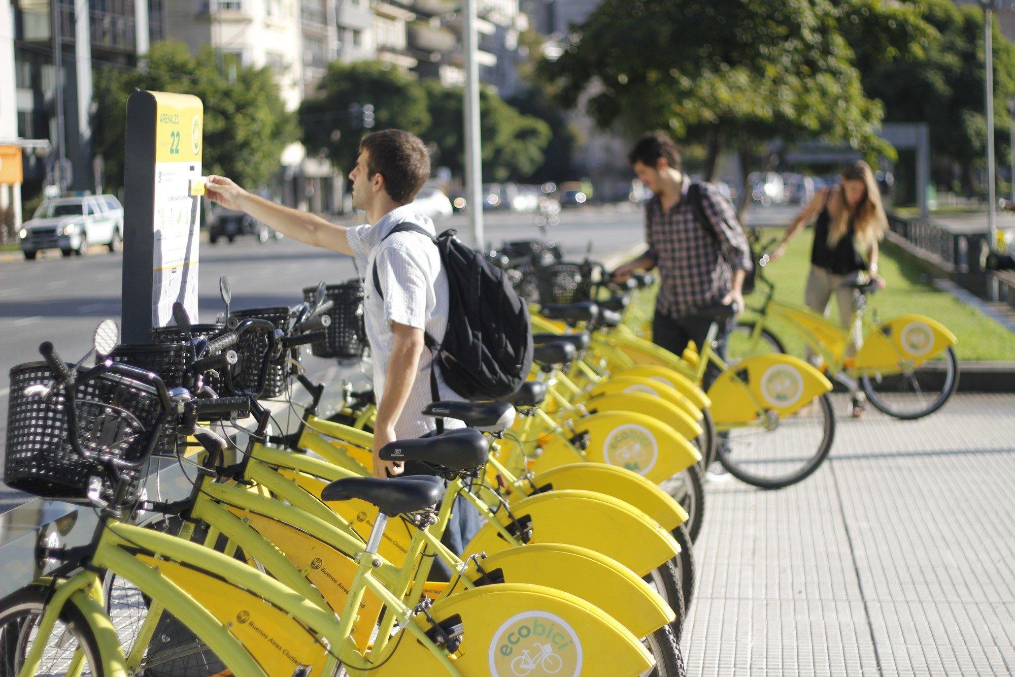 Una empresa privada se hará cargo del sistema EcoBici, que seguirá siendo gratuito