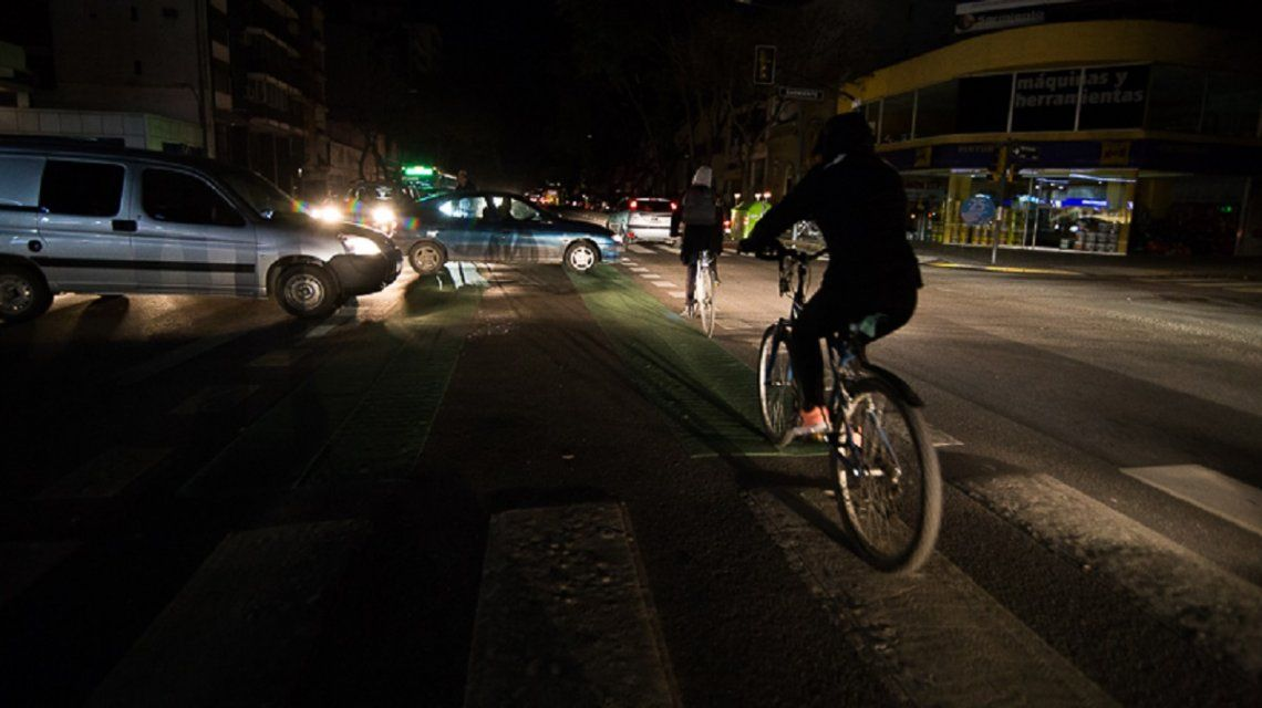 Apagón en Rosario