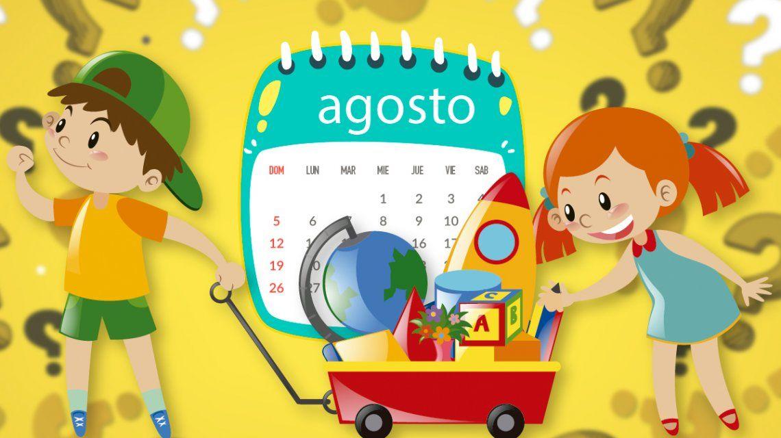 ¿Cuándo es el Día del Niño en 2018?
