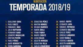 La lista de la polémica: Boca presentó su plantel con 7 jugadores extranjeros