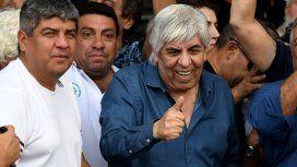 Hugo Moyano reedita el reclamo de paz, pan y trabajo con la movilización opositora a la Basílica de Luján
