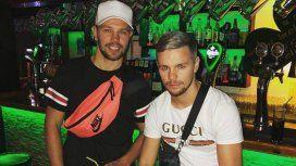 Paul Upton, de 30 años, y su hermano Sonny, de 29, fueron arrestados por drogar y violar a una mujer en Ibiza
