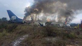 El avión llevaba 101 personas a bordo; no hay muertos