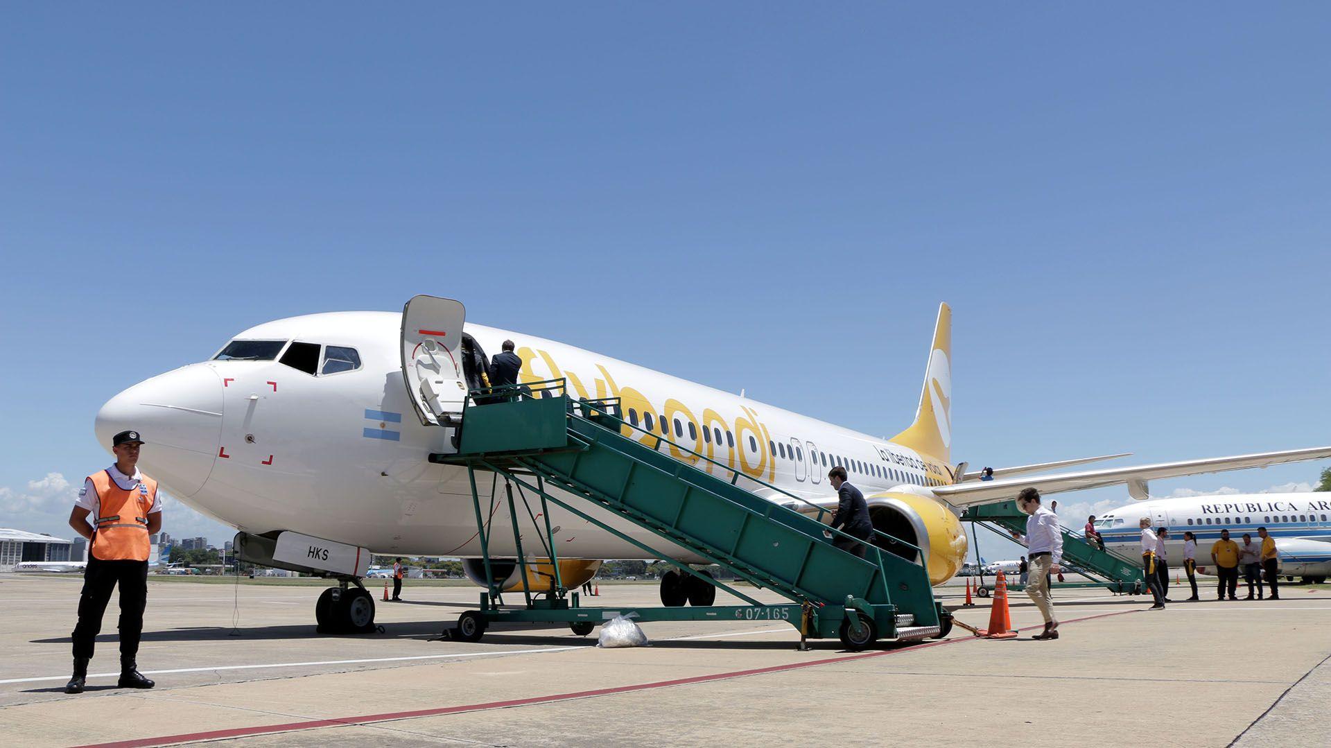 FlyBondi sigue sumando polémicas