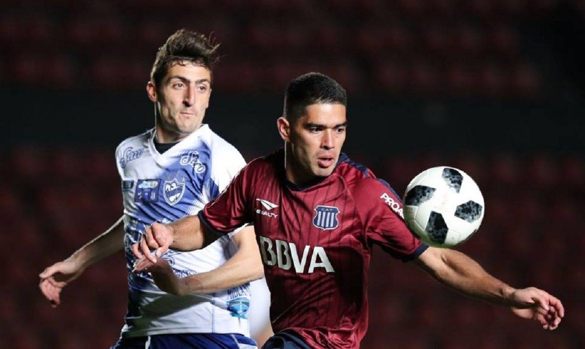 Talleres de Córdoba avanza en la Copa Argentina