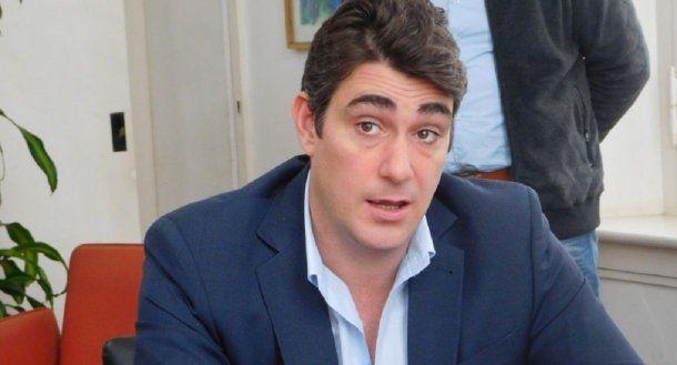Javier Iguacel, ministro de Energía<br>