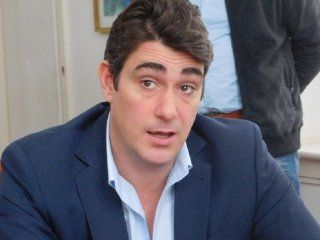 Javier Iguacel, ministro de Energía