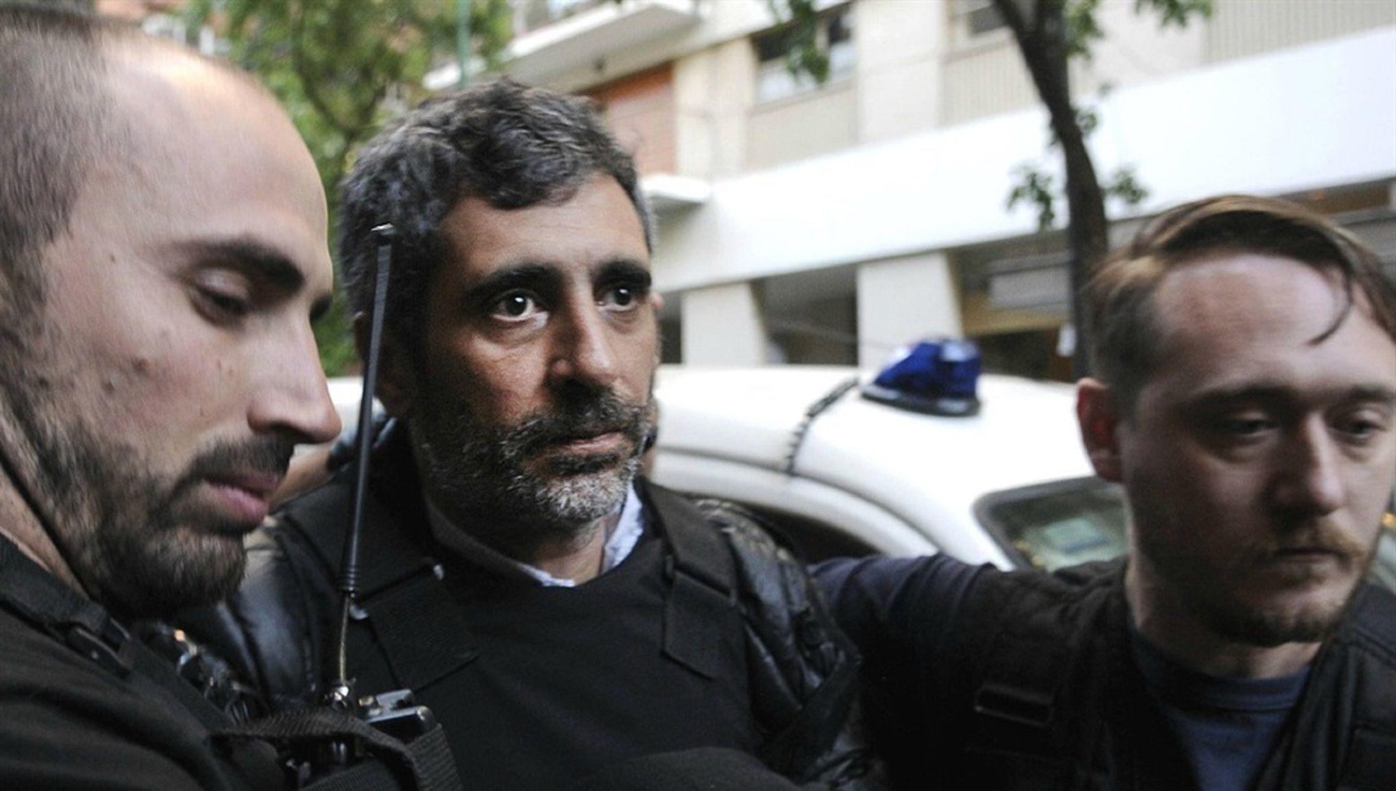Megaoperativo: detuvieron a Roberto Baratta, ex mano derecha de De Vido