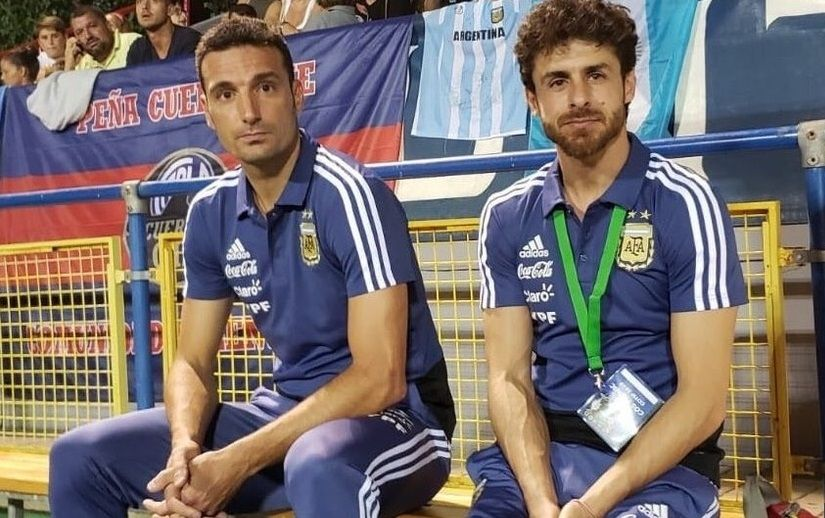 La Selección argentina ya tiene técnico para sus próximos amistosos