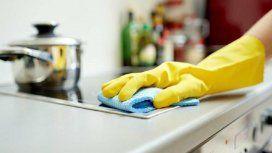 Empleadas domésticas acordaron un aumento del 24%