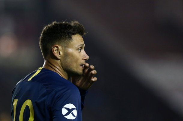 Mauro Zárate debutó en Boca