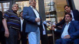 Moyano denunció al ministro de Trabajo por fraude