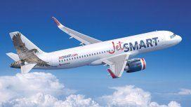 Llega la low cost JetSmart a la Argentina: volará desde el polémico aeropuerto de El Palomar