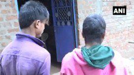 La pareja fue atacada por haberse casado sin el consentimiento de sus familias