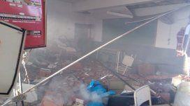 El escandaloso tuit que una funcionaria de Cambiemos debió borrar tras la explosión de la escuela de Moreno