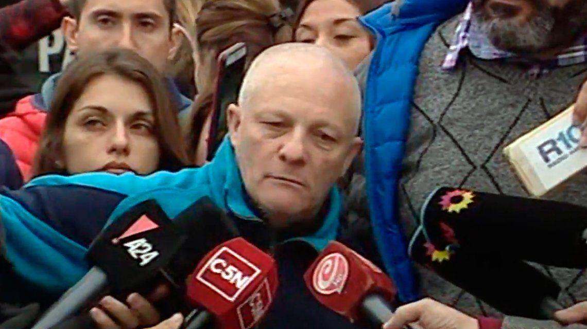 Habló el director de la escuela de Moreno: No fue accidente, fue negligencia