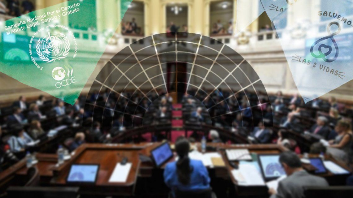 García Larraburu cambió su posición y el rechazo al aborto suma 37 votos