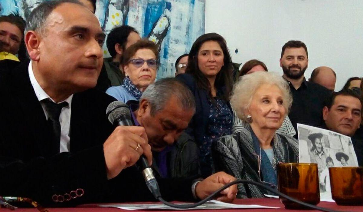 El nieto 128 encontrado por Abuelas de Plaza de Mayo se llama Marcos y es de Tucumán