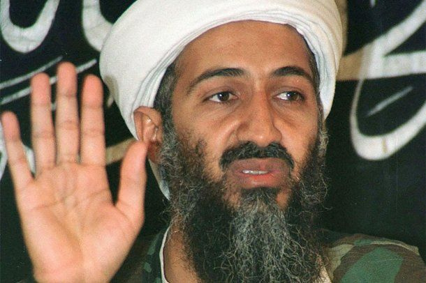Osama Bin Laden<br>