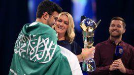 El campeón del Mundial (virtual) de la FIFA 208