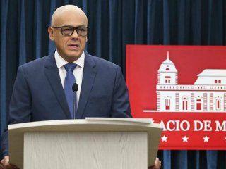 Jorge Rodríguez, ministro de Maduro, confirmó que fue un atentado