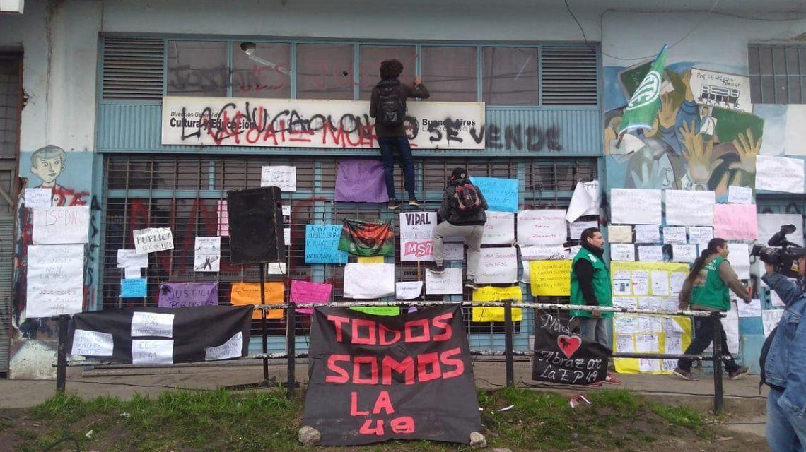 VIDEO: Así se llevaban expedientes del Consejo Escolar de Moreno