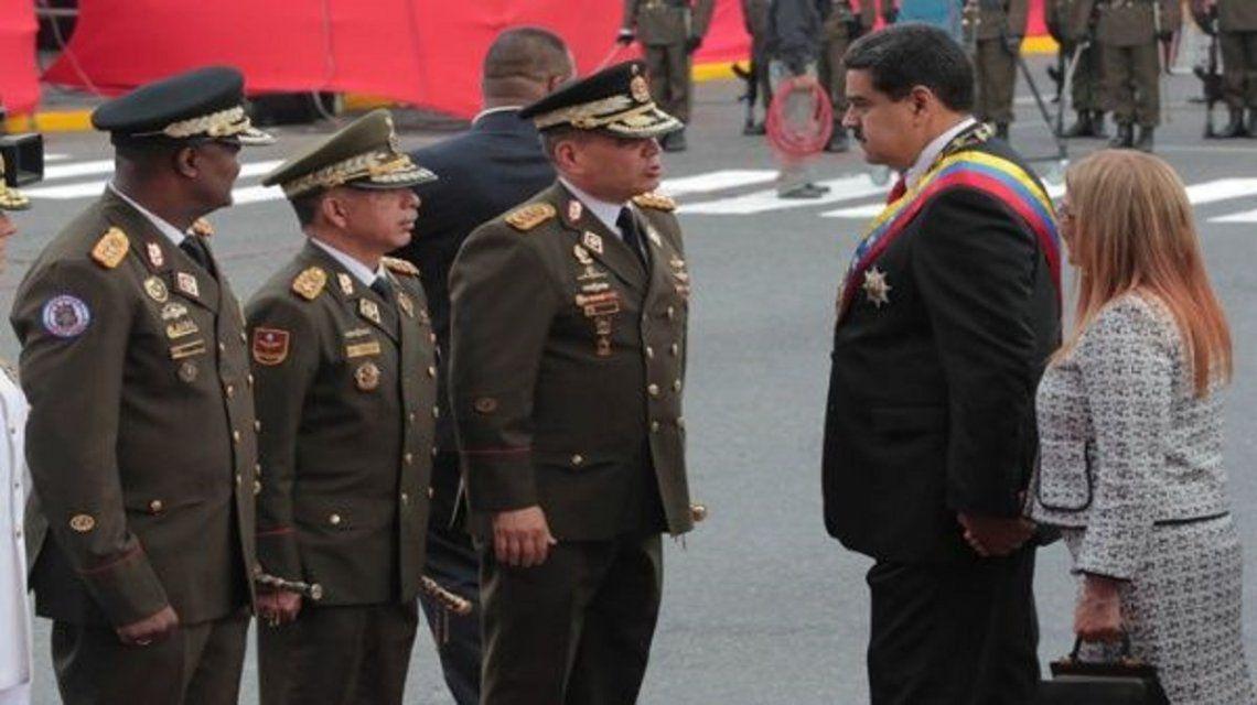 Soldados de Franelas se adjudicó el ataque a Maduro