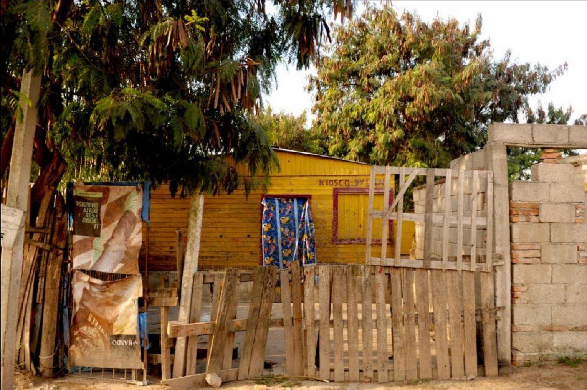 La viviendo de la tragedia (Foto: La Gaceta)