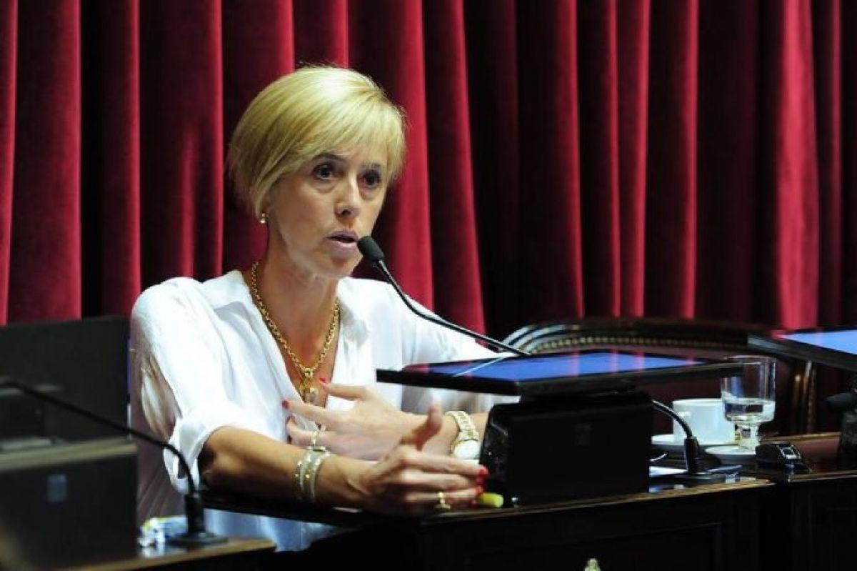 El reclamo de los científicos a la senadora García Larraburu, que cambió su voto y se pronunció en contra del aborto legal